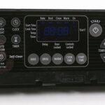 Whirlpool W10840298 Black Oven Control Board