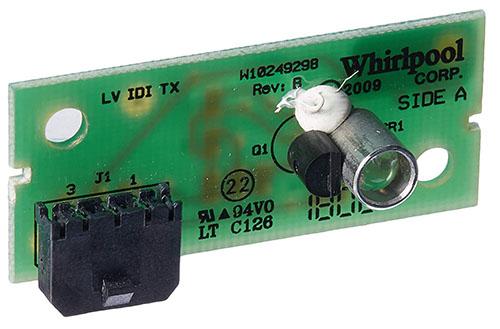 Whirlpool W10870822 Fridge Control Board
