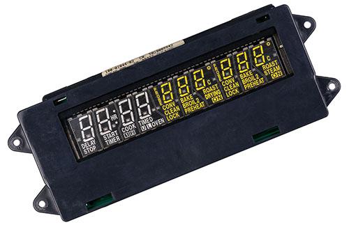 Whirlpool WP71003401 Jenn-Air Oven Clock Control Board