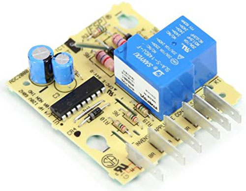 Whirlpool WPW10352689 Refrigerator Control Board Replacement Part