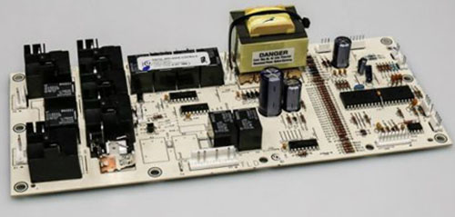 00486909 Thermador Range Oven Control Board