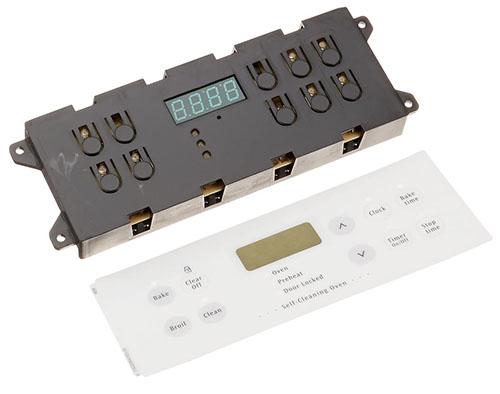318185446 Frigidaire Range Oven Control Panel Board