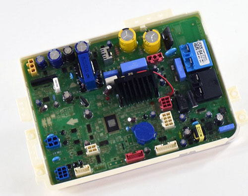 EBR63265307 LG Dishwasher Main Control Board