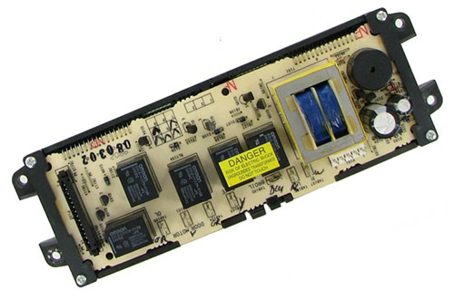 GE WB27T10606 Electric Oven Control Board