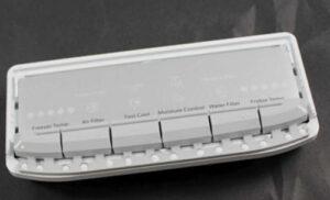 W11082837 Whirlpool Refrigerator Electronic Control Board