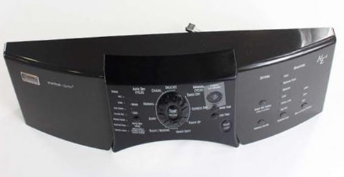 Whirlpool 280087 Kenmore Dryer Control Panel