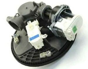 Whirlpool W10620220 Kenmore Dishwasher Pump Motor
