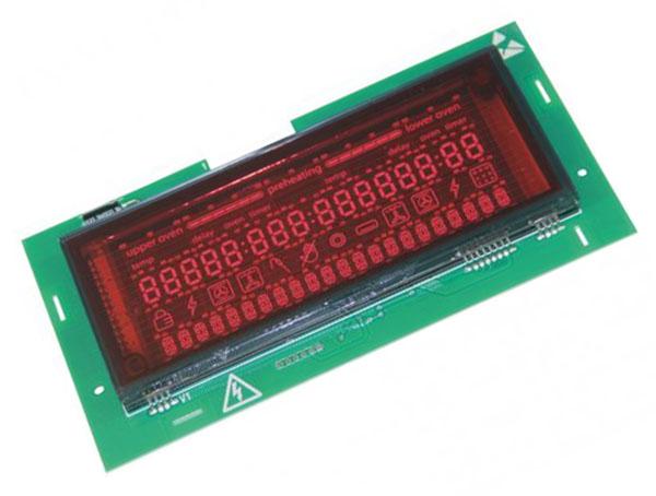 00758968 Bosch Range Oven Display Control Module