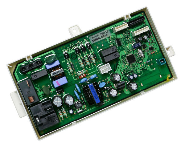 DC9201596D Samsung Dryer Control Board