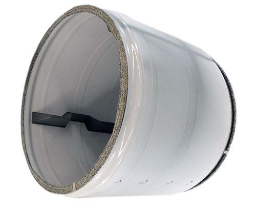 DC97-14849M Samsung Dryer Drum Assembly