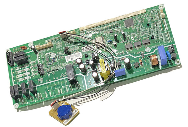 EBR80595312 LG Range Oven PCB Control Board