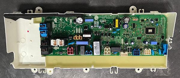 LG EBR76542943 Dryer Electronic Control Board
