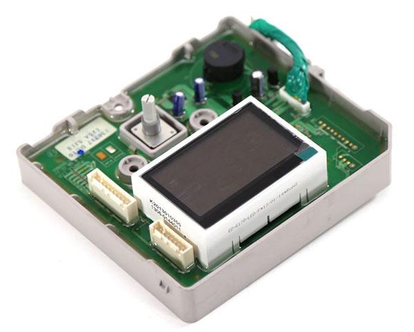 Samsung DC92-00125A Washer Display Control Board