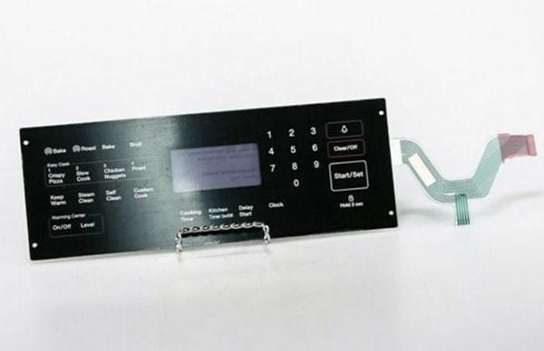 Samsung DG34-00020A Range Membrane Switch