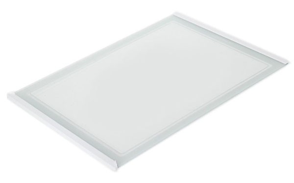 W10256768 Whirlpool Refrigerator Glass Shelf