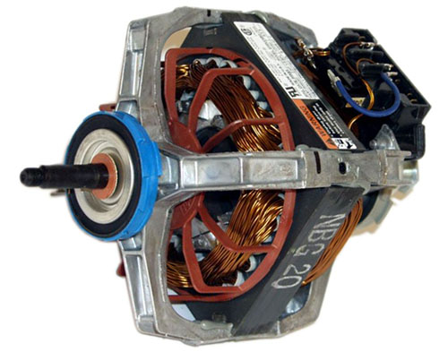 W10448892 Whirlpool Dryer Drive Motor
