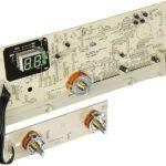 WH12X10405 GE Washer Display Control Board