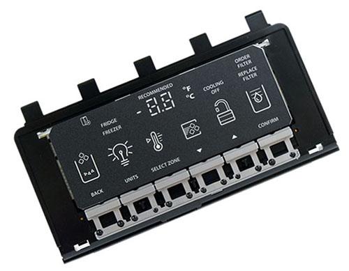 WPW10758671 Whirlpool Refrigerator Electronic Control Board
