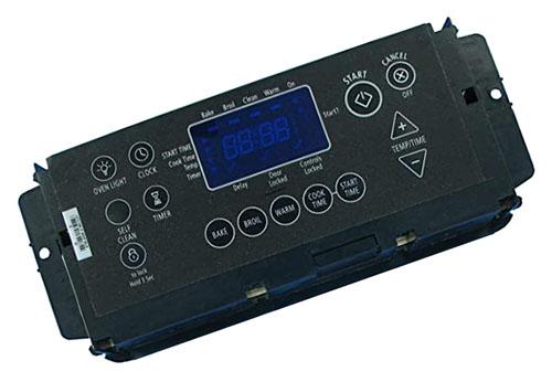 Whirlpool W10173511 Range Oven Control Board