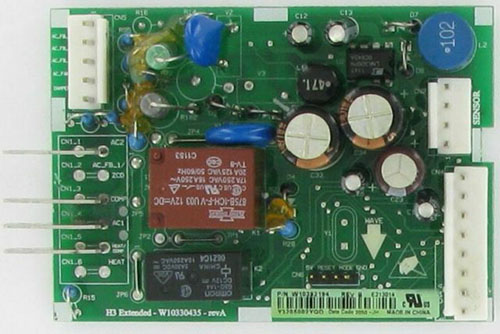 Whirlpool WPW10392194 Refrigerator Electronic Control Board