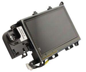 DC92-01100A Samsung Washer LCD Control Board