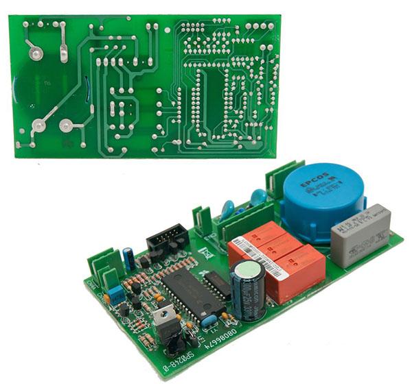 WB02X10894 GE Range Oven Control Board
