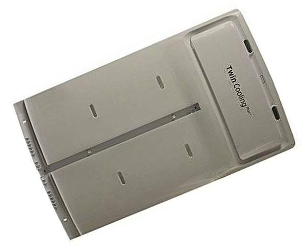 Samsung DA97-12608B Refrigerator Evaporator Cover