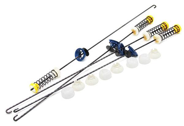 W10247710 Whirlpool Washer Suspension Damper Rod Kit