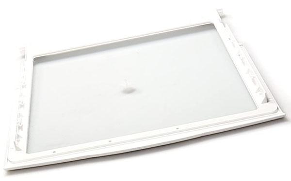 W10276348 Whirlpool Refrigerator Glass Shelf