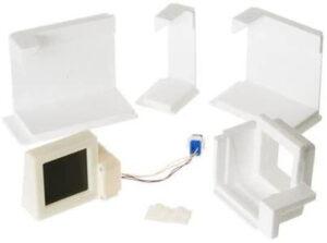 WR49X10107 GE Refrigerator Damper Control Assembly Kit