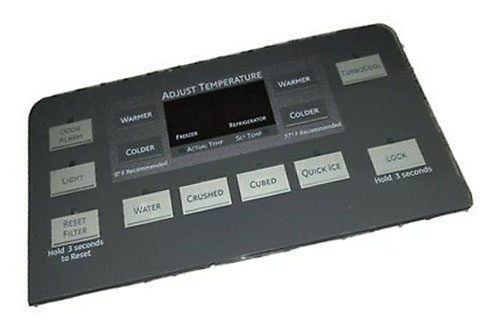 200D7355G076 GE Refrigerator Control Board