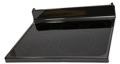 GE WB62X25972 Oven Range Glass Cooktop