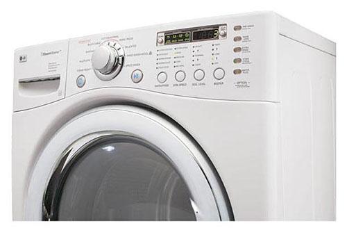 LG Washer WM2487HWM Parts