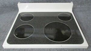 WB62X5471 GE Oven Glass Cooktop