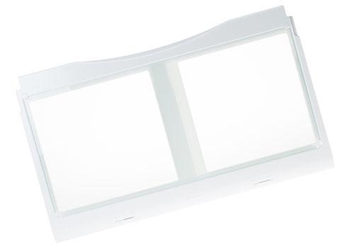 WR32X10662 GE Refrigerator Crisper Shelf Glass Cover