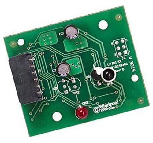 Whirlpool W10518658 Refrigerator Receiver Control Board