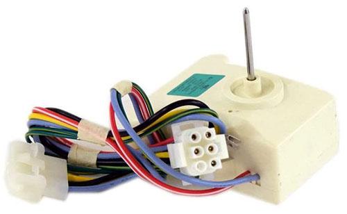 242219204 Frigidaire Refrigerator Evaporator Fan Motor for FFTR18G2QW7B 25360313414 FFHT1832TS0 FFTR1828SP4A FFTR1821TBB