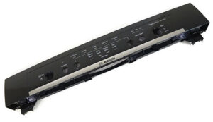 686807 Bosch Dishwasher Control Panel - Black
