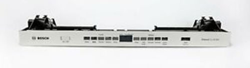 Bosch 770199 Dishwasher Control Panel for SHX65T55UC/09 SHX65T55UC/07 SHP65T55UC/02 SHP65TL5UC/07