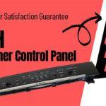 Bosch Dishwasher Control Panel Parts List
