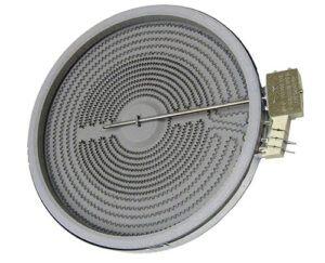 WPW10275049 Whirlpool Oven Range Radiant Surface Element for YWFE366LVB0 WFE364LVS0 MER7662WQ1 WCE55US0HS01 KERS205TBL5